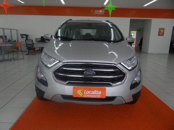 Ford Ecosport 2.0 Direct Flex Titanium Automático
