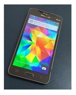 Celular Samsung Galaxy Grand Prime Duos Plus Tv Bateria Nova