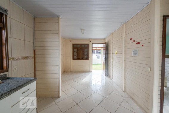 Casa Para Aluguel - Fazenda Santo Antônio, 3 Quartos, 50 - 893115345