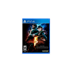 Ps4 - Juego Resident Evil 5