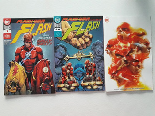 Flash War - Dc Comics