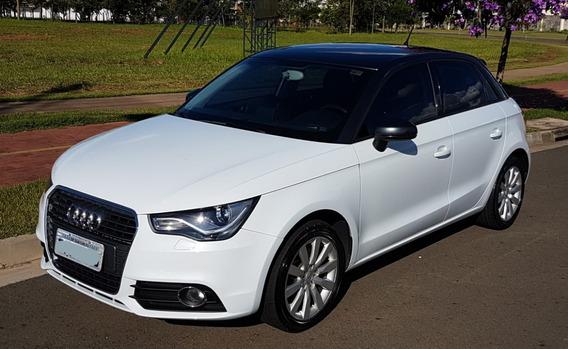 Audi A1 Turbo 1.4 Tfsi Aceito Troca Por Carro Maior Meu Inte
