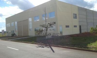 Galpao Industrial - Centro Empresarial - Ref: 3692 - V-3692