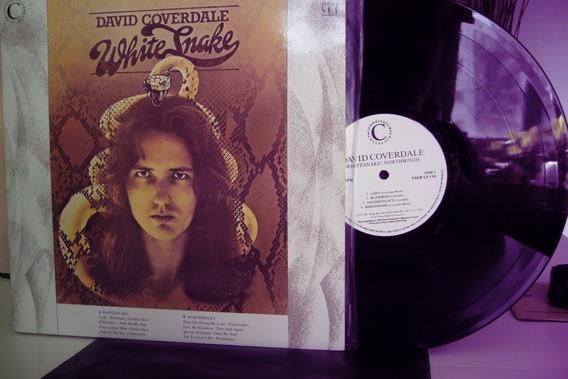 Whitesnake & David Coverdale - Vinilo Exc 2 Lps - Edfargz
