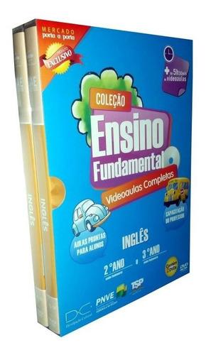 Box Ensino Fundamental Inglês 2º E 3º Anos + Brinde