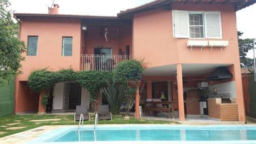 Chácara Residencial À Venda, Jardim Dos Pinheiros, Atibaia. - Ch0117