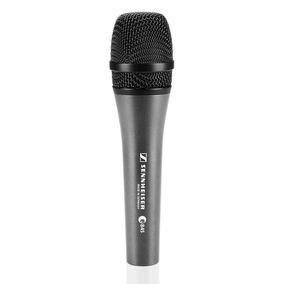 Microfone Mão Sennheiser E845 Supercardioide Original