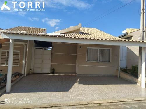 Imagem 1 de 29 de Casa Térrea À Venda No Condomínio Bella Vista - Cc00336 - 69712731