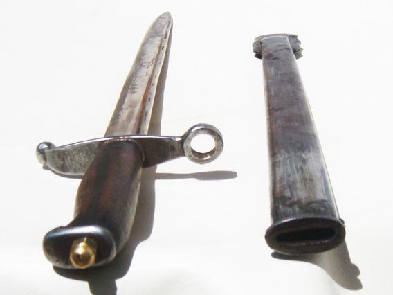H* Cuchillo Antig Couteau Armado Bayoneta P Rifle Leer Envío