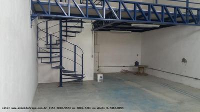 Ponto Comercial Para Locação Em Sorocaba, Jardim Abaeté - Loc-709