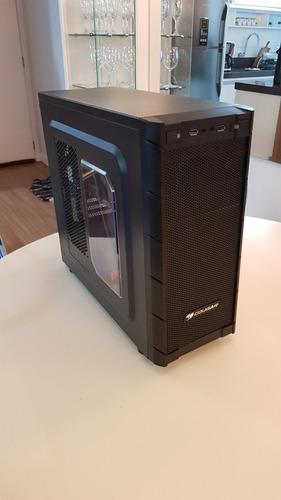 Pc Gamer I3 7100 Gtx 1060 3gb 8gb Ram Ddr4 1tb Hd