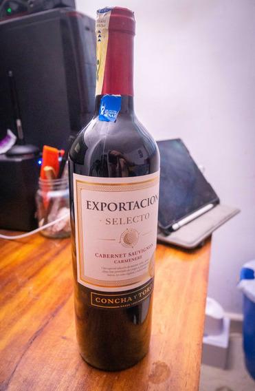 Vino Exportación Selecto 750 Cc Sauvignon + Envío + Regalo