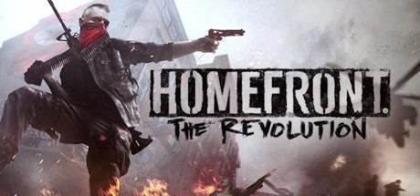 Homefront: The Revolution - Steam - Pc - Código P. Entrega
