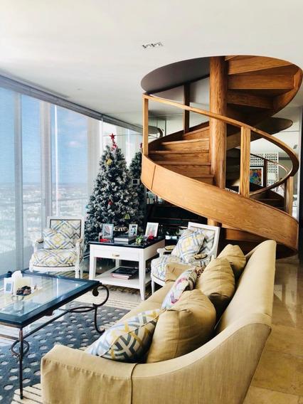 Hermoso Penthouse De Lujo En Venta Al Norte De Merida, Country Towers