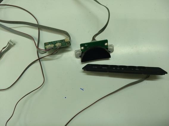 Le3250(b)wda Placa Teclado , Sensor Remoto , Sensor L/d