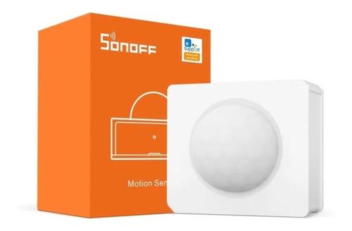 Sonoff Snzb-03 Sensor Pir De Movimiento Inalambrico Zigbee