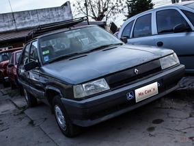 Renault 11 1991 Gnc Aire Levanta Vidrio Cierre Gris