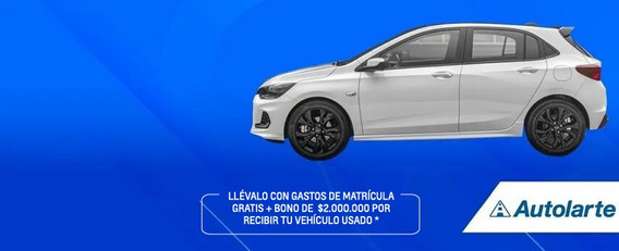 Chevrolet Onix Rs 2021