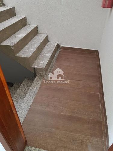Imagem 1 de 23 de Cobertura 106m² S/cond. 2 Quarto(s) C/suite Para Venda No Bairro Vila Humaitá Em Santo André - Sp - Cob224