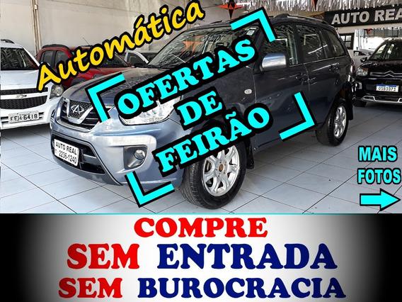 Tiggo | Chery Tiggo Automática 2015 | Tiggo Automática 2015