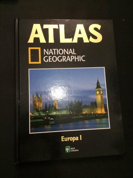 Atlas National Geographic Europa Um