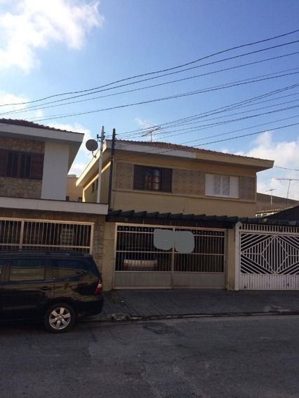 Casa Em Vila Pires, Santo André/sp De 127m² 2 Quartos À Venda Por R$ 500.000,00 - Ca330064