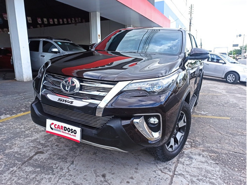 Toyota Sw4 2018 2.8 Tdi Srx 7l 4x4 Aut. 5p