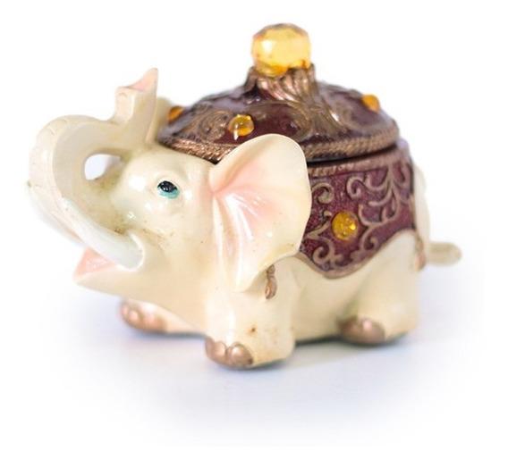 Elefante Porta Joia Pequeno