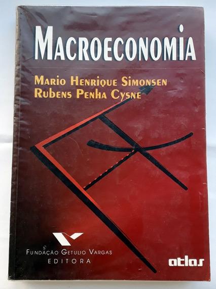 Macroeconomia Simonsen Mario H Cysne Rubens P Atlas Fgv