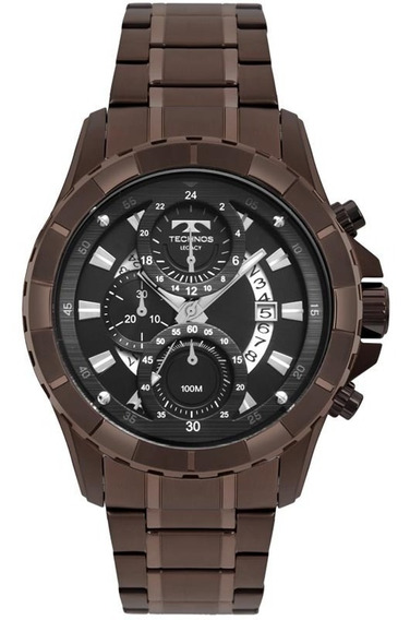 Relógio Technos Masculino Js15fn/4p, C/ Garantia E Nf