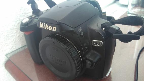 Camera Nikon D60 Só Corpo
