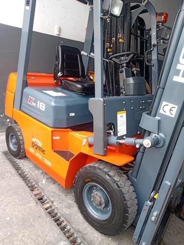 Autoelevador Heli K Series 1800kg Diesel