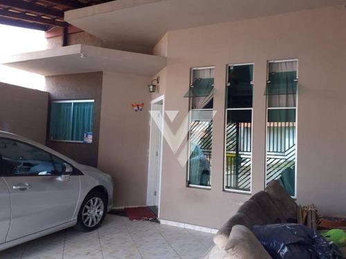 Imagem 1 de 13 de Casa À Venda - Jardim Karolyne - Votorantim/sp - Ca0807