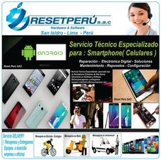 Reparacion,servicio Tecnico Celulares,smartphone.delivery,