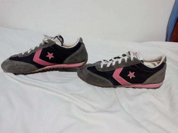 Zapatillas De Mujer Converse Grises, 38.5