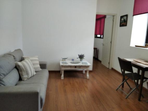 Ideal Empresa, 1 Dormitorio Con Muebles