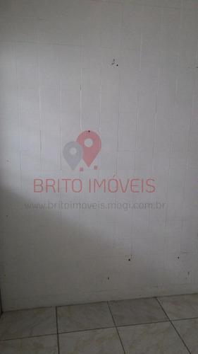 Casa Para Venda Em Mogi Das Cruzes, Jardim São Pedro, 2 Dormitórios, 1 Banheiro, 5 Vagas - 542_1-1733422
