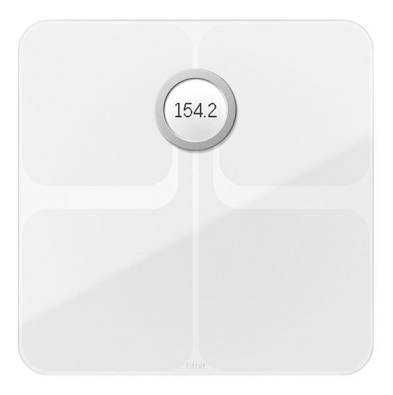 Bascula Inteligente Fitbit Aria 2 Blanca