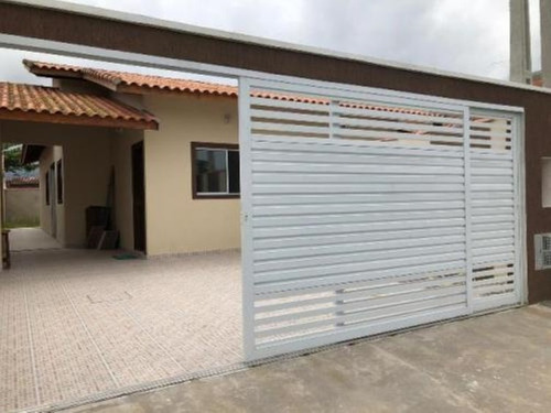 Casa No Jardim Grandesp Em Itanhaém,confira!! 6927 J.a