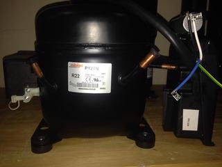 Compresor 1/2 Hp, R134 110v/60hz Ph1