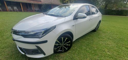 Toyota Corolla 1.8 Se-g Cvt 140 Cv Automático 2017 Blanco