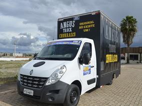 Food Truck Completo Montado Muito Novo