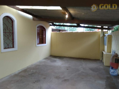 Casa Residencial Para Locação, João Aranha, Paulínia. - Ca0334
