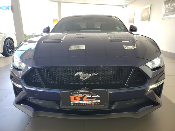Ford Mustang 5.0 V8 Tivct Gasolina Gt Premium Selectshift