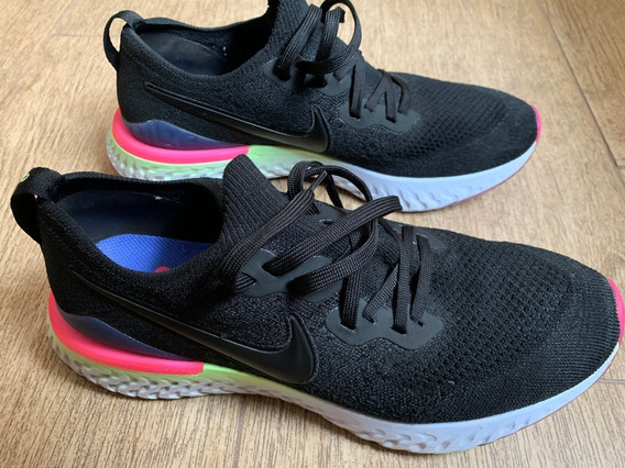 Nike Epic React Flyknit 2 9,5 Us/41br Masculino