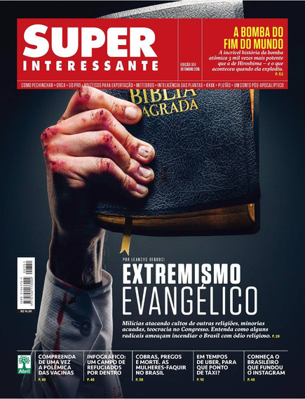 Revista Superinteressante Ed 351 Set2015 Lacrada Evangélico
