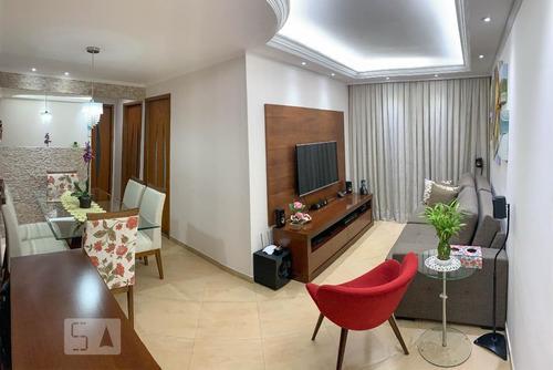 Apartamento À Venda - Tatuapé, 3 Quartos,  74 - S893130327
