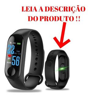 Relógio Inteligente Smartband Fitlife