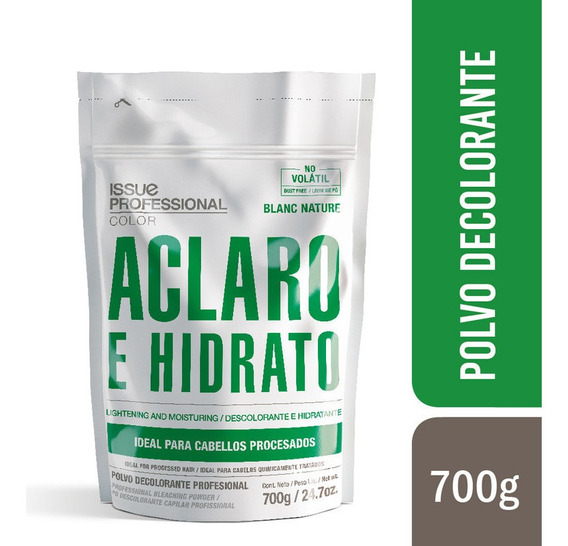 Issue Profess Decolorante Blanc Nature Aclaro Hidrato X700 G