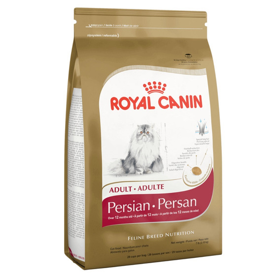 Royal Canin Gato Persian Adulto 3.18 Kg Alimento Persa *